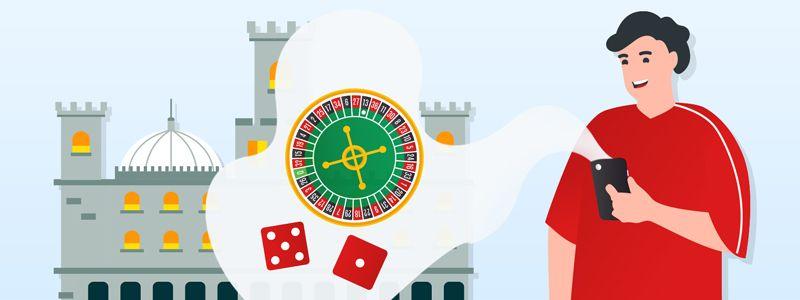 Jogar os jogos online de casino onde quiser