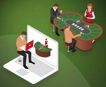 Casinos online vs. Casinos físicos