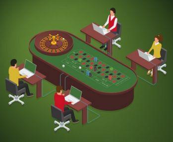O que tem um casino online ao vivo de especial