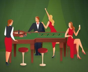 o charme inimitável dos casinos físicos