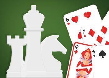 cartas e xadrez