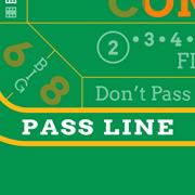Pass line - online craps