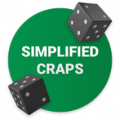 Simplified Craps