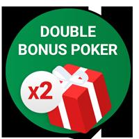 Pôquer de bônus duplo