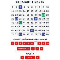 straight ticket