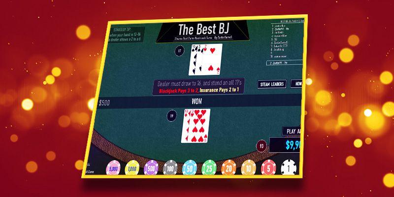 Change it 21 online blackjack