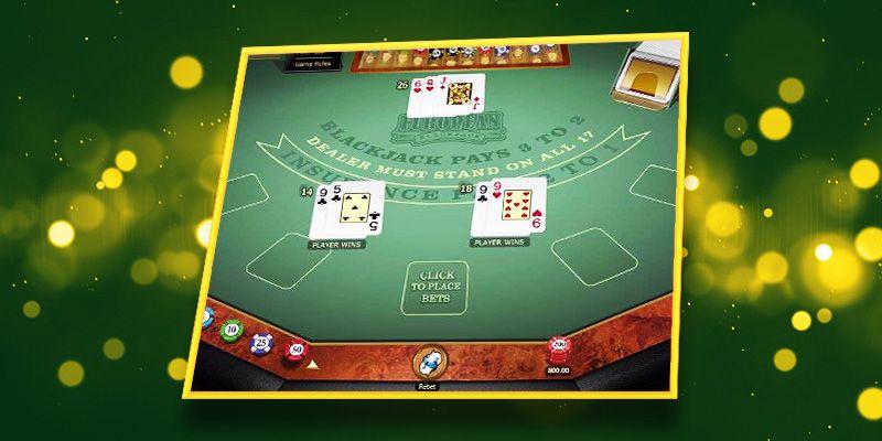 European online blackjack