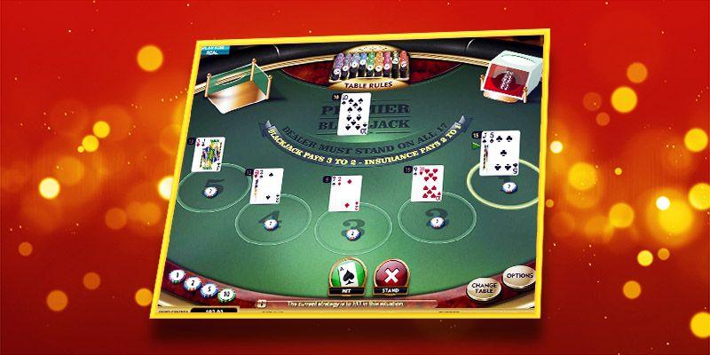 Progressive jackpot online blackjack