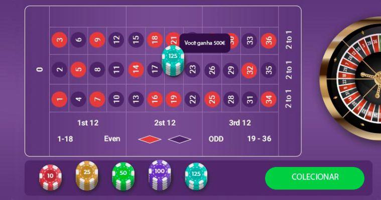 Premios - online roulette