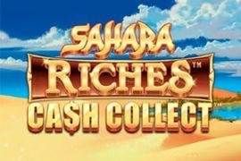 Slot Sahara Riches Cash Collect, da Playtech