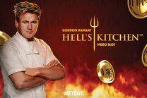 """""""Gordon Ramsay: Hell's Kitchen"""" slot"""