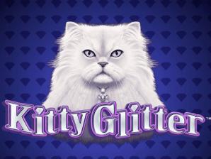 Kitty Gliter slot machine