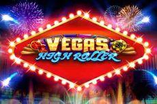 Vegas High Roller, uma slot online da iSoftbet